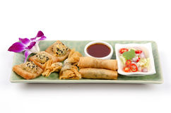Snacks of Thailand. Stock Photos