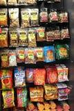 Snacks Royalty Free Stock Photo