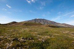 Snaefellsjokull Stock Image