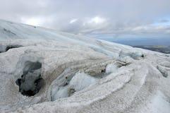 Free Snaefellsjokull Glacier, Iceland. Royalty Free Stock Photos - 26655578