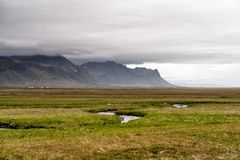 Snaefellsnes, Iceland Royalty Free Stock Photo