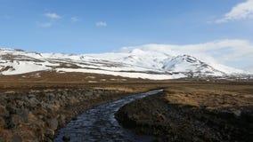 Snaefellsnes, Iceland stock footage
