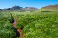 Snaefellsnes peninsula, Iceland. Landscape of Snaefellsnes peninsula, Iceland royalty free stock photo