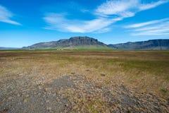 Snaefellsnes peninsula. Landscape of Snaefellsnes Peninsula, Iceland stock photo