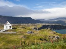Snaefellsness Islandia Fotos de archivo