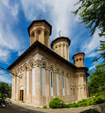Snagov Monastery, Romania. The Burial Place of Vlad the Impaler Royalty Free Stock Photo