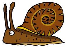 snail royaltyfri illustrationer