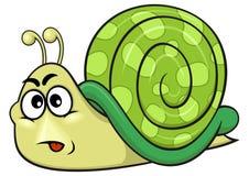 Snail_02 Стоковое фото RF