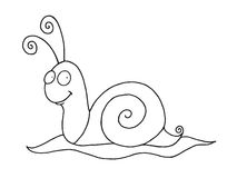 Snail Stock Photo