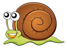 Snail cartoon Royalty Free Stock Photos