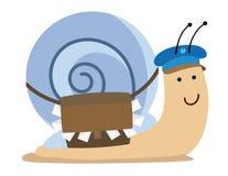 Snail mail Foto de archivo