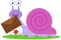 Snail mail Stock Images