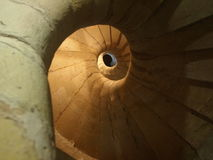 Snail Spiral Staircase Royalty Free Stock Photo