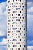 Snail-Tower, Tigutorn in Tartu. Residential building in Tartu, Estonia Stock Photography