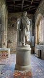 Snaith-Kloster - Innere - Ostreitenyorkshire Lizenzfreies Stockfoto