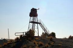 Snajpera wierza przy Najważniejszą diament kopalnią w Cullinan, Południowa Afryka Fotografia Royalty Free