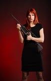 snajperska kobieta Fotografia Stock