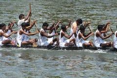 Snake Boat Racing Stock Photography