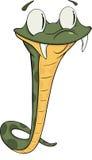 Snake. Cartoon Royalty Free Stock Photos