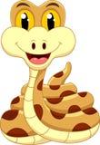 Snake cartoon character. Illustration of snake cartoon character Stock Photos