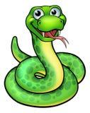 Snake Cartoon Character Stock Photos