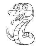 Snake Cartoon Stock Photos