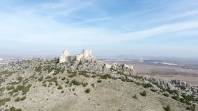 Snake Castle stock video