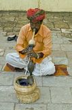 Snake Charmer Royalty Free Stock Photo