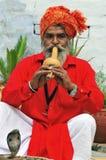 Snake Charmer Royalty Free Stock Photo