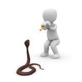 Snake charmers Stock Photos