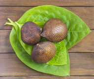Snake Fruit. Stock Images