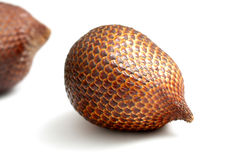Snake fruit, Salak. Snake fruit or salak is a tropical fruit royalty free stock images