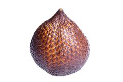 Snake Fruit from Salak Palm Royalty Free Stock Photo