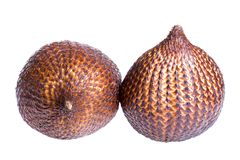 Snake Fruits Royalty Free Stock Photography