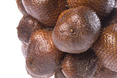 Snake Fruits Isolated Royalty Free Stock Photo