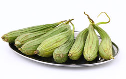 Snake Gourd Royalty Free Stock Photography