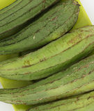 Snake Gourd Royalty Free Stock Photos