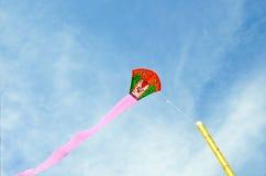Snake kite royalty free stock photo