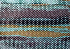 Snake leather background Royalty Free Stock Image