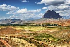 Snake mountain. Royalty Free Stock Photography