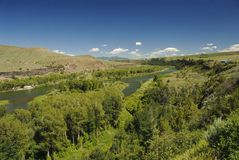 Snake river Stock Images