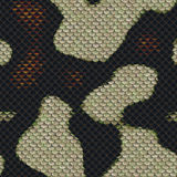 Snake Scale Seamless Pattern Alien Armor Design. Seamless and easily tiled, snake skin design in silver, tan, gold, bronze and black. Reptilian scales great for Stock Photo