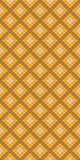 Snake Scale Tiled pattern Stock Photos