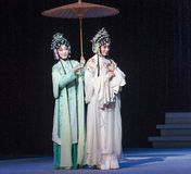 "Snake sisters-Kunqu Opera""Madame White Snake"" Royalty Free Stock Photography"
