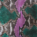 Snake skin. Color Snake skin as background Royalty Free Stock Images