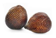 Snake skin fruit Stock Image