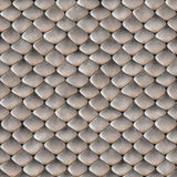 Snake Skin Scales Seamless Texture Stock Photo