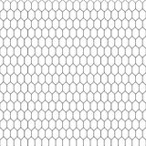 Snake skin texture. Seamless pattern black and white background. Vector Royalty Free Stock Photos