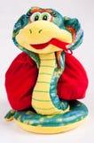 Snake -  symbol of 2013 Stock Image