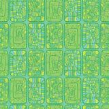 Snake tile pattern. Seamless snake pattern. Endless texture background stock illustration